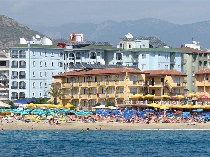 Alanya Palmiye Beach