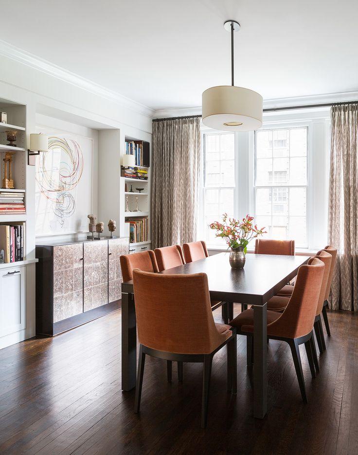 Amazing Classic Park Avenue Dining Room