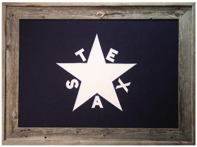 First Republic of Texas Flag