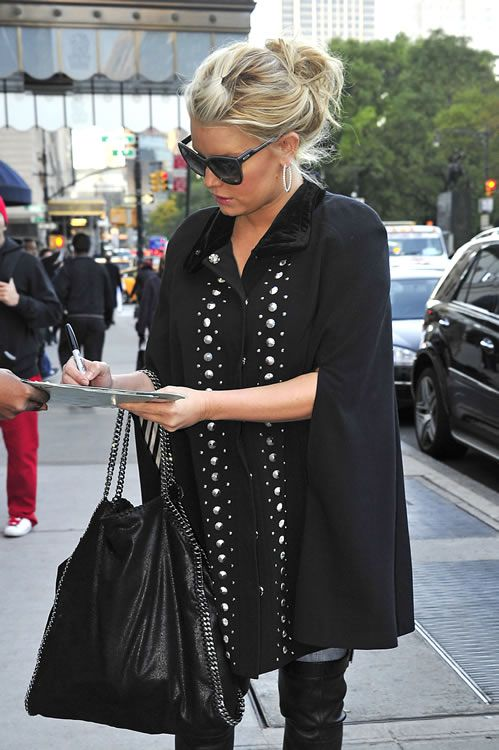 05d15ee46e7cb Jessica Simpson Stella McCartney Bag | Bags in 2019 | Stella mccartney bag, Stella  bag, Falabella bag