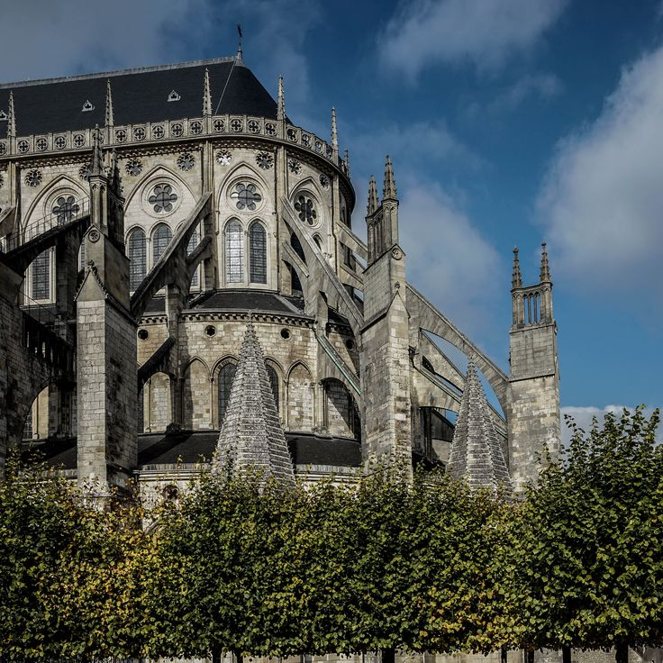 568 best images about gothic architectural history on - Chevet architectuur ...
