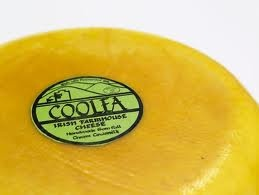 Coolea cheese, made in Cork. (Dutch style cheese)