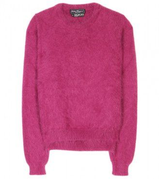 Salvatore Ferragamo ANGORA PULLOVER at ShopStyle