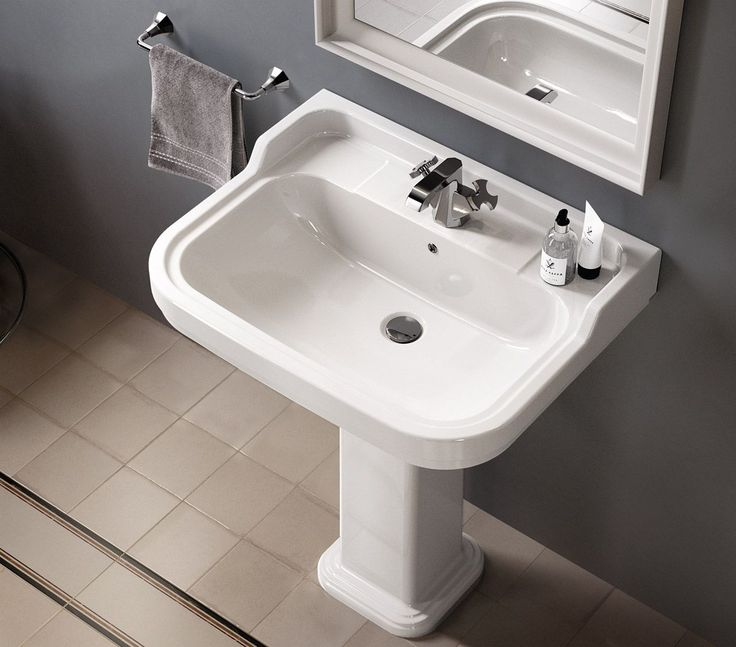 Lavuaari, perinteinen, klassinen, vanhaan taloon, vanhanajan kylpyhuoneeseen Domus Classicalta / classical and traditional sink from Domus Classica
