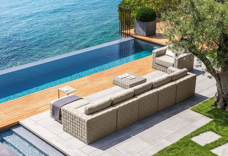 33 best images about tuinmeubilair on pinterest outdoor living terrace and outdoor lounge - Tuin meubilair ...