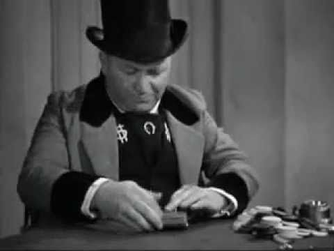 Let Moe Teach You How To Shuffle Cards - The Three Stooges