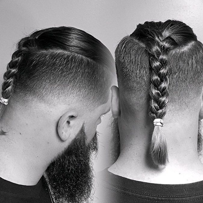 Manbraid Alert An Easy Guide To Braids For Men Hair Styles