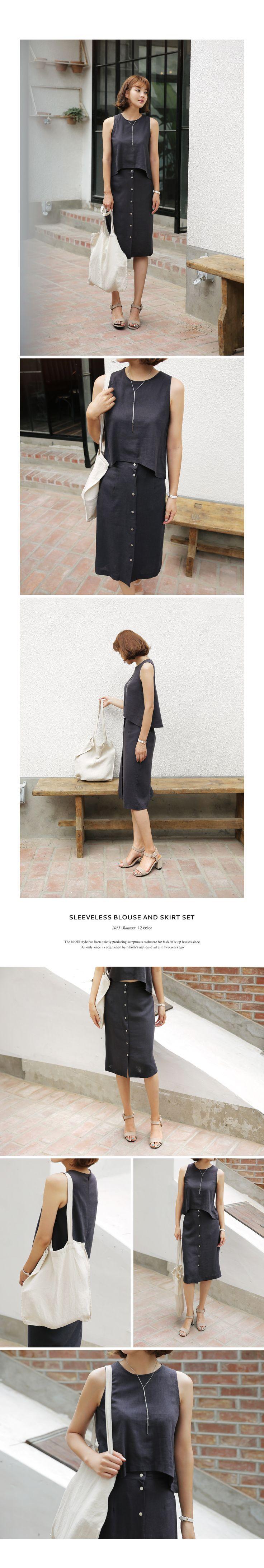 アンバランスブラウス&ミディスカートセットアップ・全2色シャツ・ブラウスシャツ・ブラウス|レディースファッション通販 DHOLICディーホリック [ファストファッション 水着 ワンピース]