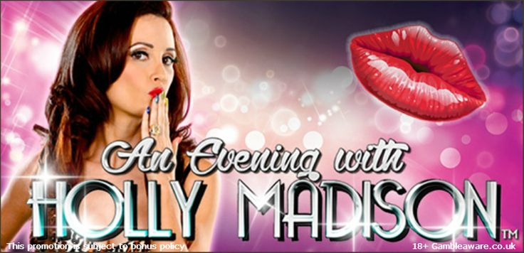 Former playboy girl and model, Holly Madison as your slot's mascot is really sizzling. Play this classic game with a nightclub look and feel. Play Holly Madison at Coinfalls now. #slot #casinogames  Sign up to avail £5 now.  http://www.coinfalls.com/games/holly-madison/?tcode=socialVIP