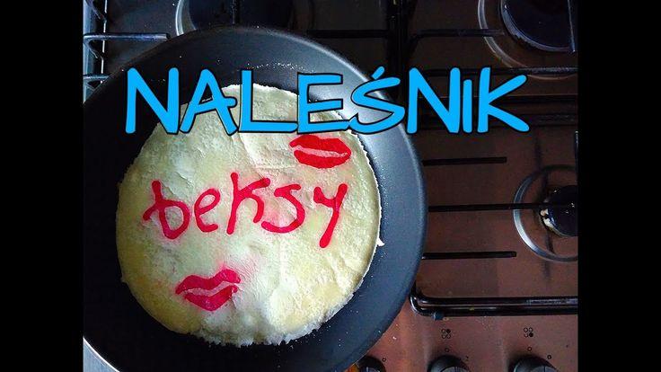 NALEŚNIK BEKSY / PANCAKE ART / CAŁUŚNE NALEŚNIKI