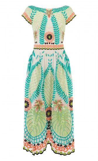 Midi Belle Dress