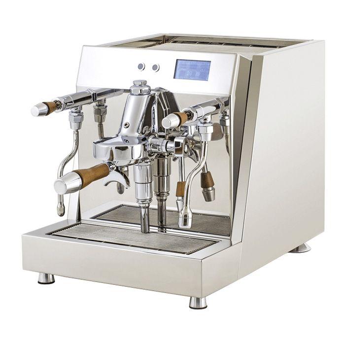 clive coffee vesuvius dual boiler espresso machine with pressure profiling