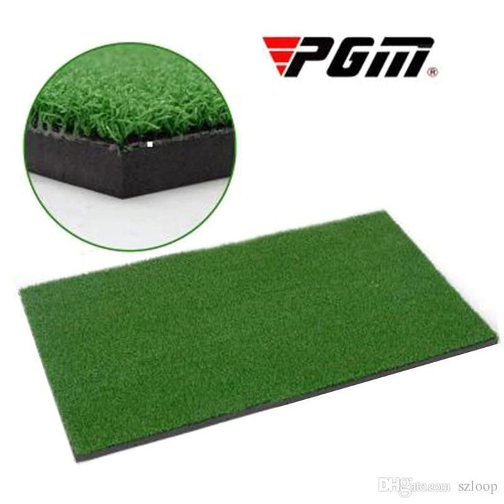Wholesale cheap  online, brand - Find best pgm brand indoor backyard golf mat training hitting pad practice rubber tee holder grass mat grassroots green 60cm x 30cm 2513009 at discount prices from Chinese golf training aids supplier - szloop on DHgate.com.