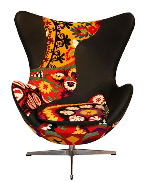 Modern Furniture Chairs best 25+ funky chairs ideas on pinterest | art furniture, colorful