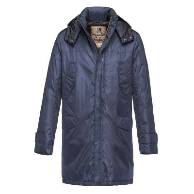 Parka Piuma - Raincoat for men #sealupcollection. Shop it!