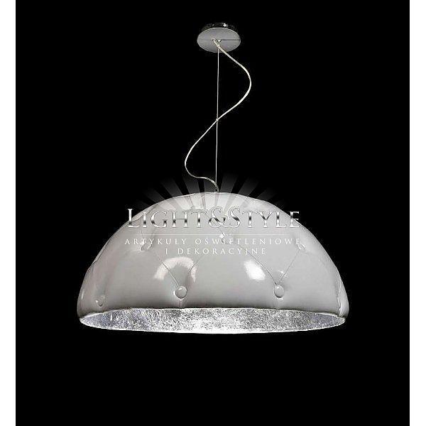 LuminaDeco LAMPA NOWOCZESNA CHESTERIO D70 WHITE