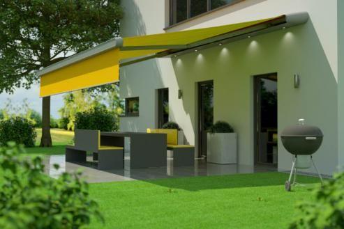 Terrassenmarkisen und Balkonmarkisen - Made in Germany   markilux