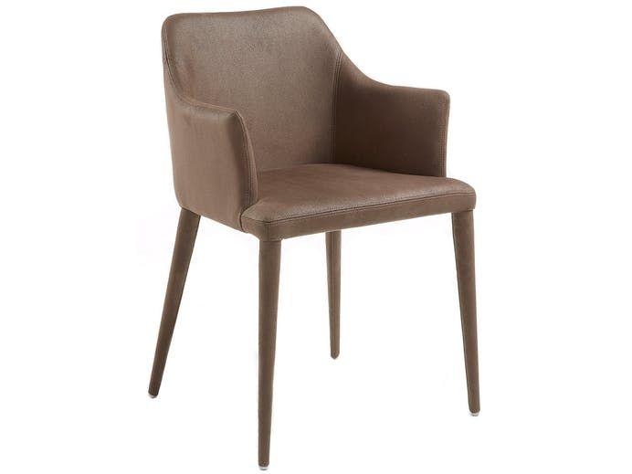 Krzesło Danai brązowe LaForma