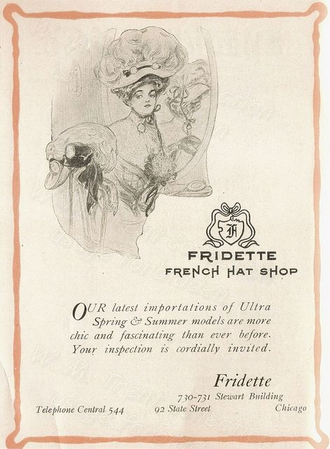1907 USA advertisements: | Flickr - Photo Sharing!