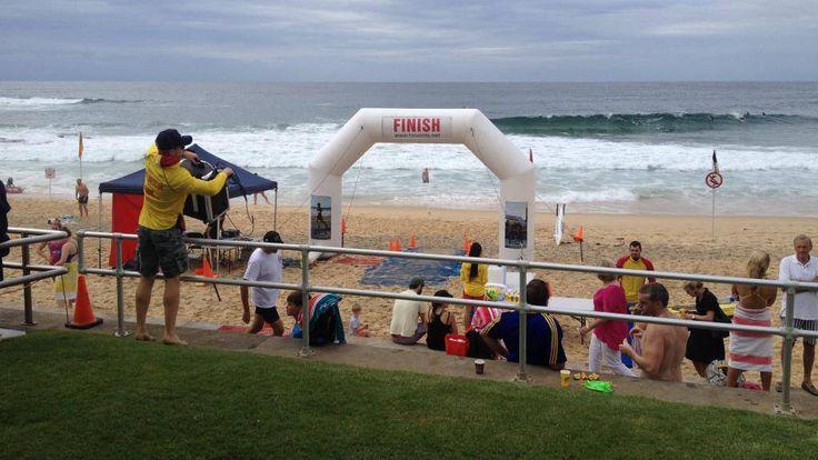 Newcastle Ocean Swim on Saturday. Picture: Supplied