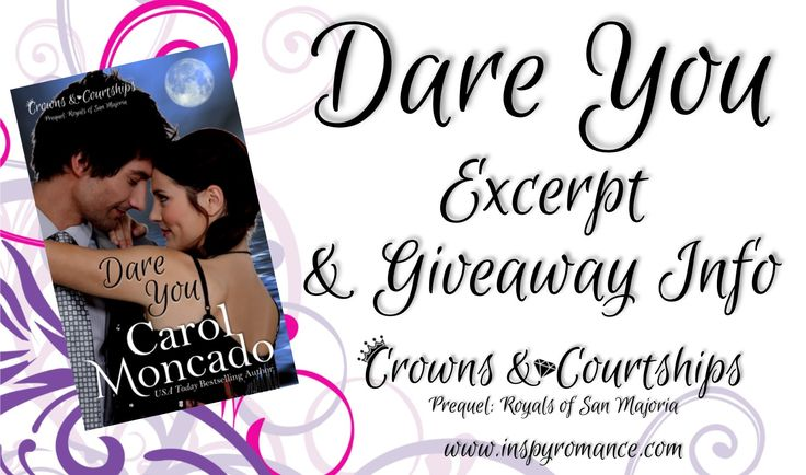 Dare You #Excerpt & #Giveaway Info