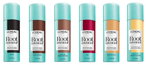 FREE LOreal Root Cover Up at CVS!