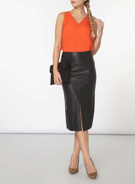 25 best ideas about split skirt on grey flip