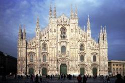 Catedral de Milán (Italia).