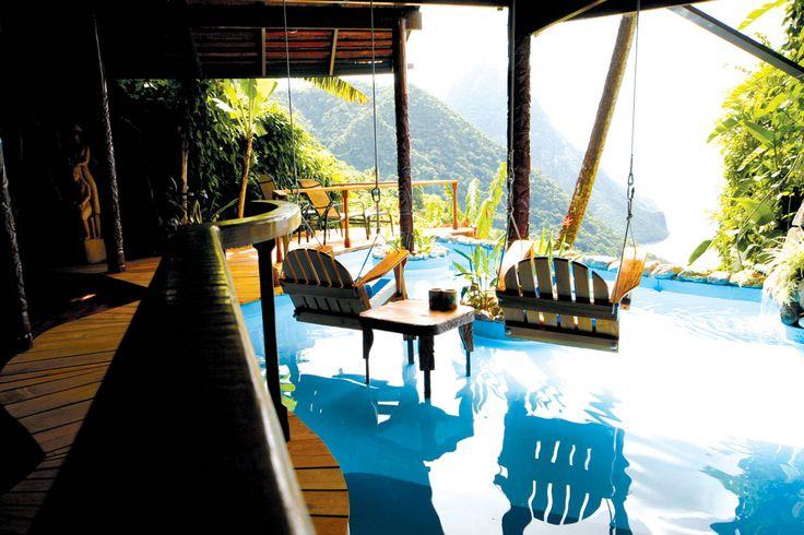 St. Lucia Resort   Luxury Caribbean Resort   Photo Gallery