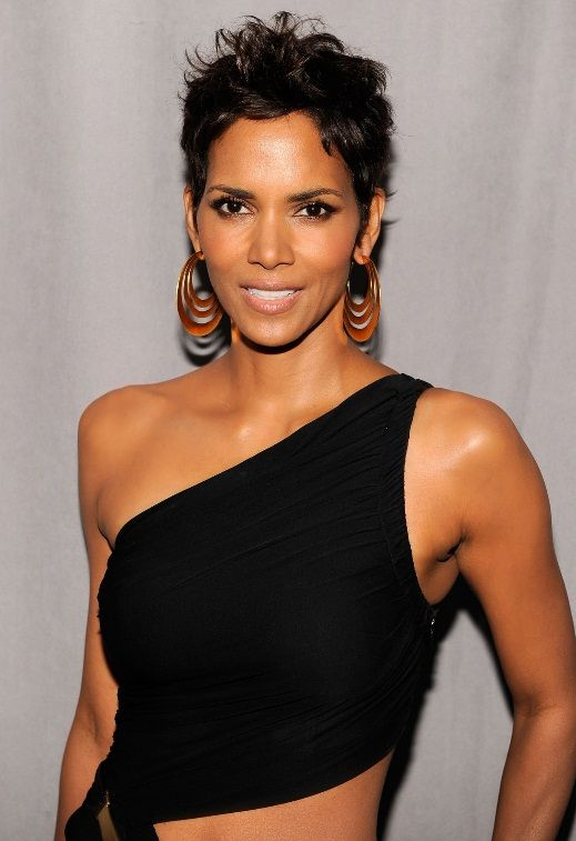 Halle Berry - Hollywood's highest paid Black female actress with an estimated net worth of $70 Million