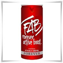 FAB Forever Active Boost | Φυσικό Ενεργειακό Ποτό της Forever Living Products. #ForeverLivingProducts #energydrink