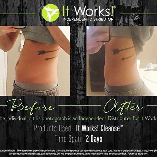 Lifechangerjlm.itworks.com Cleanse