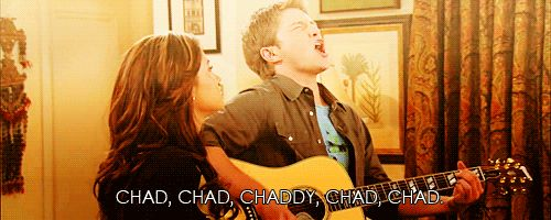 Chad's birthday song♥ Chad chad Chaddy Chad Chad Lol <33