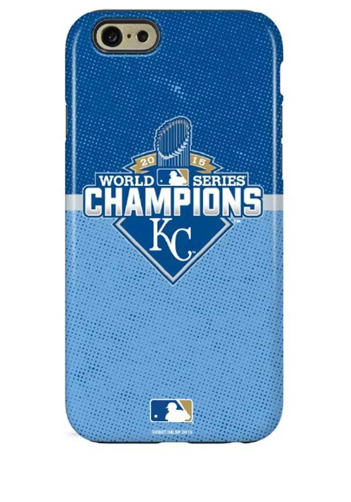 KC Royals 2015 World Series Champions iPhone 6Plus Case