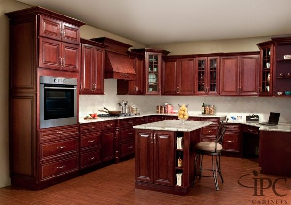 kitchen cabinet picture best 25 cherry kitchen ideas on cherry 2675