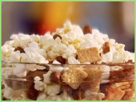 Chewy S'mores Snack Mix Recipe   Movie Night   Hungry Girl TV Show
