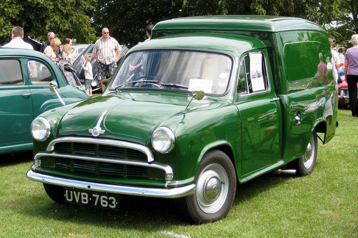 Morris MO Series III 1/2 ton van