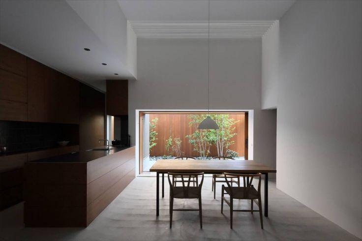 アトリエレトノ一級建築士事務所 の モダンな ダイニング 新根塚町の家