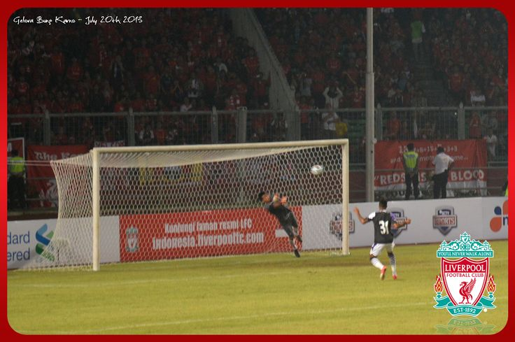 so close...  #LFCTourJakarta #YNWA #RedsOrDead