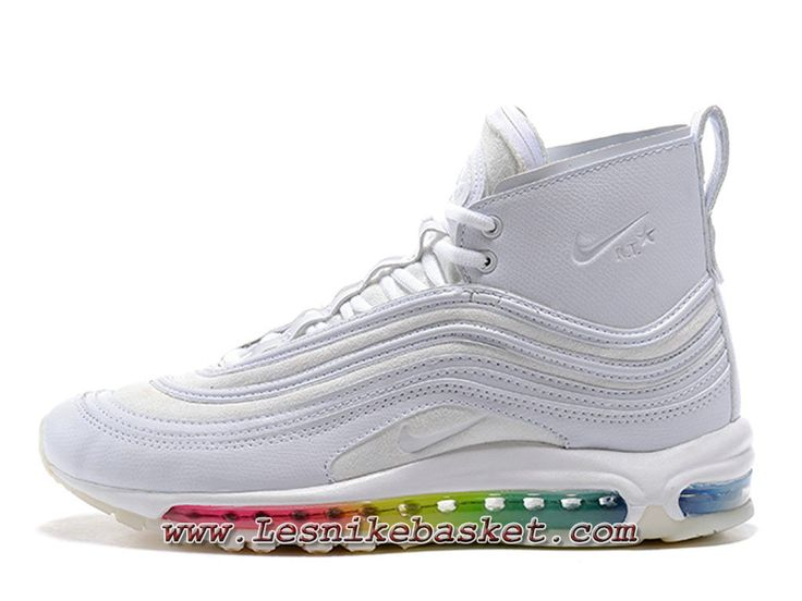 Running Nike Air Max 97 High Blanc Chaussures NIke Basket Prix Pour Homme-1710313429  -