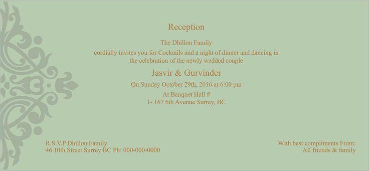 Wedding Ceremony Invite Wording: 7 Best Mehndi Ceremony Wordings Images On Pinterest