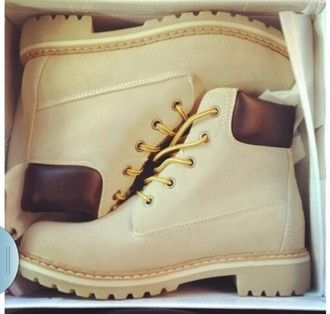 shoes timberlands beige tan sexy cute cream shoes