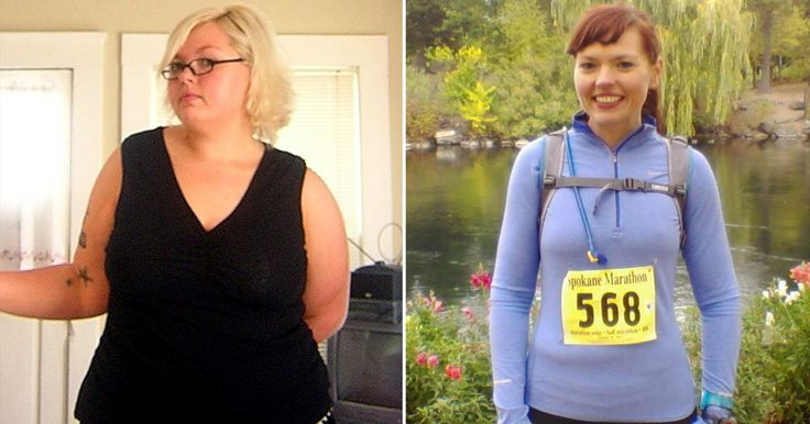 Naomi Teeter gained a whole new life when she lost 150 lbs.