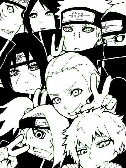 Just a silly book of comics, pictures, memes, etc. of Naruto tv serie… #random #Random #amreading #books #wattpad