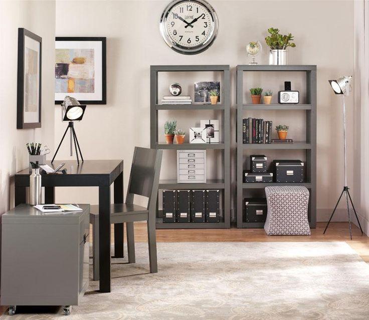 """Parsons 47.5""""W Desk - Computer Desks - Home Office Furniture - Furniture   HomeDecorators.com"""