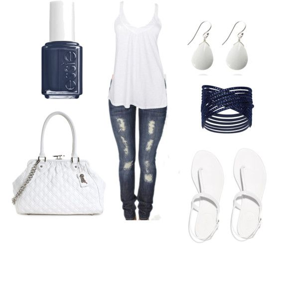 Cute summer outfitPolyvore Summer, Outfit Sets, Cute Outfits, Hooks Outfit, Cute Summer Outfits, Outfit Products, Beautiful Outfit, Outfits Clothing