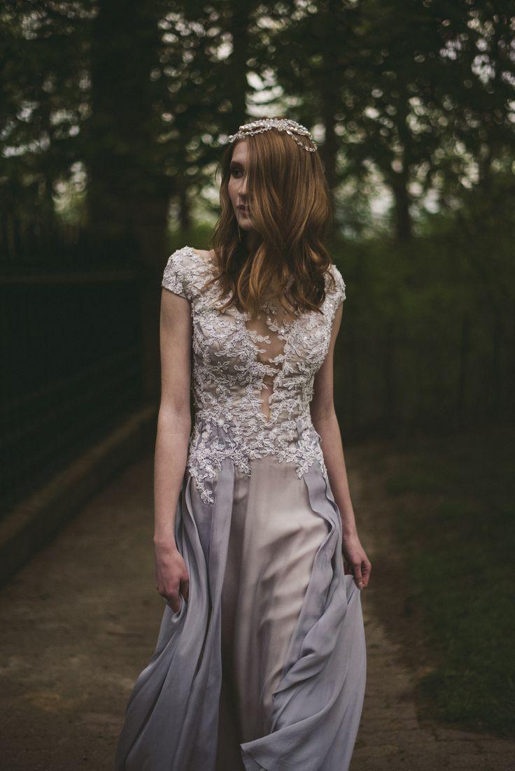 Toronto Wedding & Portrait Photographer – Bridal Session, Toronto Boudoir Photography, Enchanted Garden, Portrait photo shoot ideas, Bridal Gown Inspirations