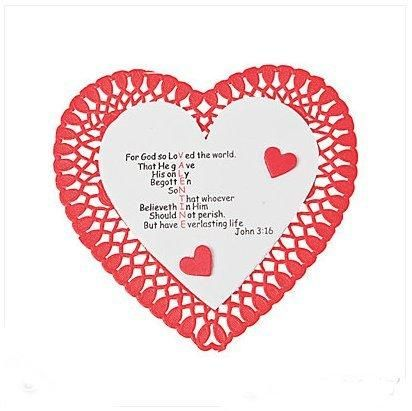 Now available on our store  John 3:16 Valenti... Check it out here! http://christianbookandtoys.com/products/john-3-16-valentine-craft-kits?utm_campaign=social_autopilot&utm_source=pin&utm_medium=pin