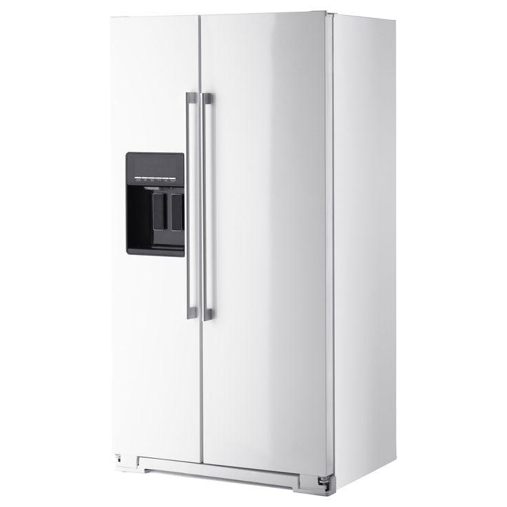 NUTID S23 Réfrigérateur + congélateur - IKEA