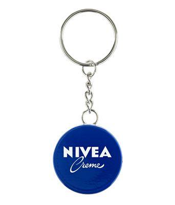Schlüsselanhänger mit NIVEA Dose